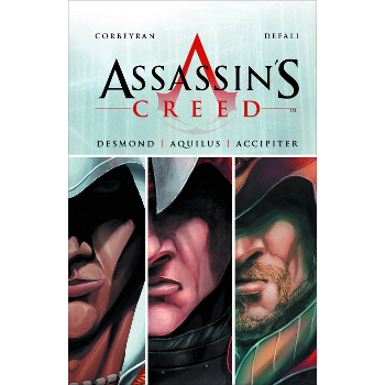 Assassin's Creed : Ankh of Isis Trilogy (O)HC