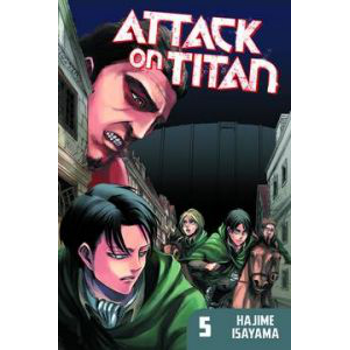 Attack on Titan Vol. 05