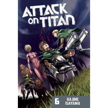 Attack on Titan Vol. 06