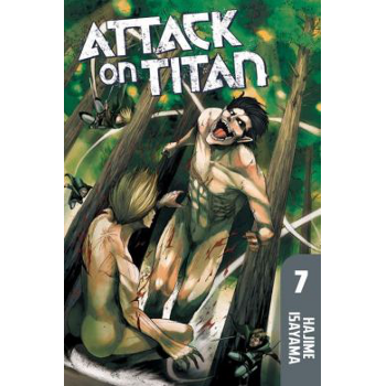Attack on Titan Vol. 07 SC