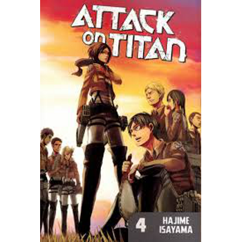 Attack on Titan Vol. 04