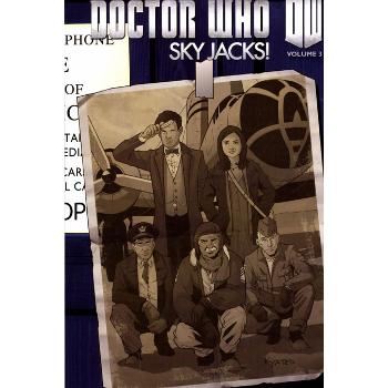Doctor Who III Vol. 3 : Sky Jacks TP