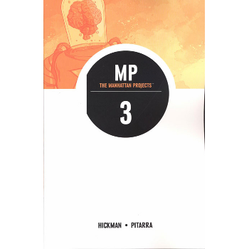 Manhattan Projects Vol. 3 TP