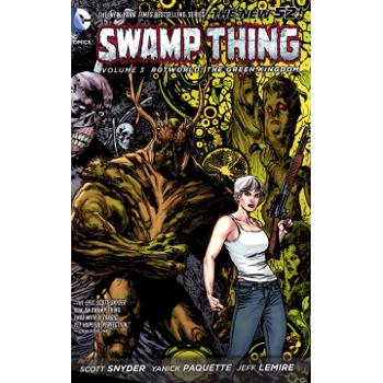Swamp Thing Vol. 3 : Rotworld - Green Kingdom TP (N52)