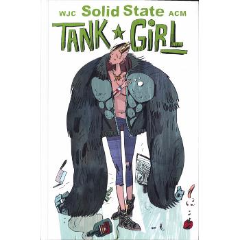 Tank Girl : Solid State Tank Girl HC