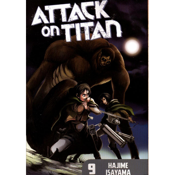 Attack on Titan Vol. 09 SC