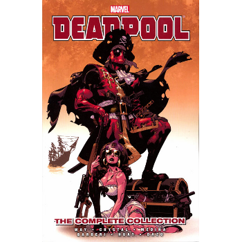 Deadpool Complete Collection by Daniel Way Vol. 2 TP