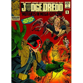Judge Dredd : Mutants in Mega-City One SC
