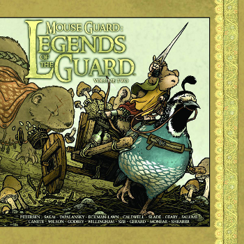 Mouse Guard : Legends of the Guard Vol. 2 HC