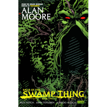 Saga of the Swamp Thing Vol. 5 TP