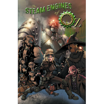 Steam Engines of Oz TP
