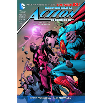 Superman : Action Comics Vol. 2 : Bulletproof TP (N52)