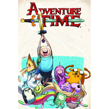 Adventure Time Vol. 3 TP