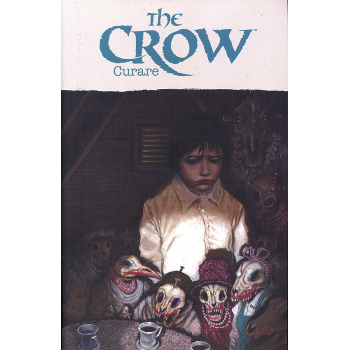 Crow : Curare TP
