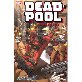 Deadpool Classic Vol. 9 TP