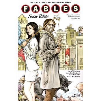 Fables Vol. 19 : Snow White TP