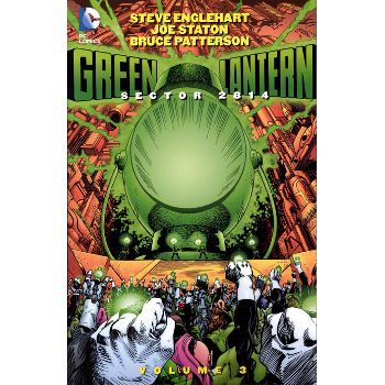 Green Lantern : Sector 2814 Vol. 3 TP