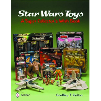 Star Wars Toys : Super Collector's Wish Book (O)HC