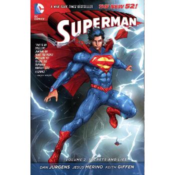 Superman Vol. 2 : Secrets and Lies TP (N52)