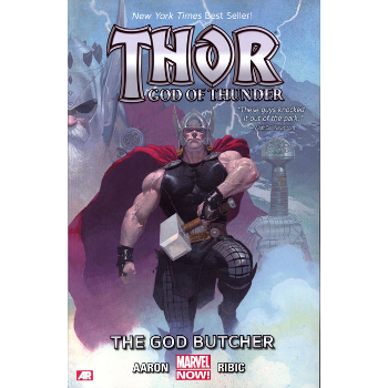 Thor God of Thunder Vol. 1 : God Butcher TP