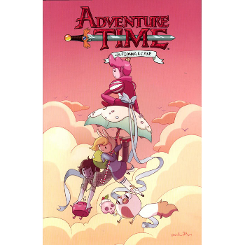 Adventure Time : Fionna & Cake TP