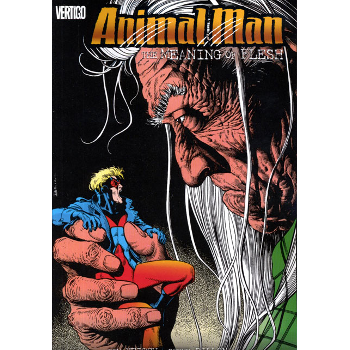 Animal Man Vol. 5 : Meaning of Flesh TP