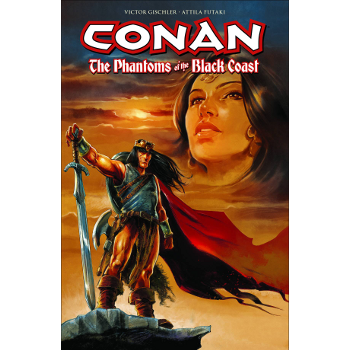 Conan : Phantoms of the Black Coast TP