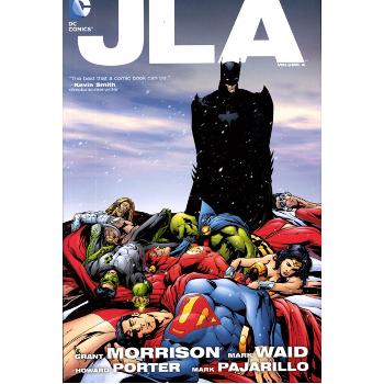 JLA Vol. 4 TP