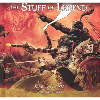 Stuff of Legend Omnibus Vol. 2 (O)HC