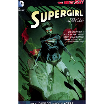 Supergirl Vol. 3 : Sanctuary TP (N52)