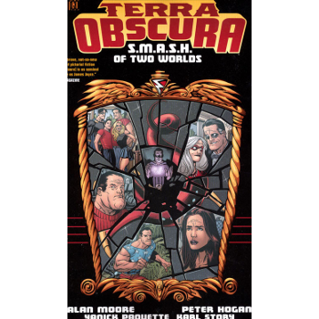 Terra Obscura : SMASH of Two Worlds TP
