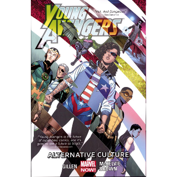 Young Avengers Vol. 2 : Alternative Culture TP