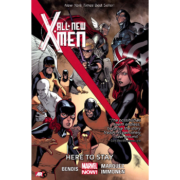 All-New X-Men Vol. 2 : Here To Stay TP