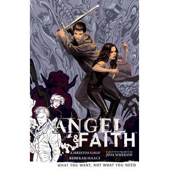 Angel & Faith Season 9 Vol. 5 : What You Want... TP