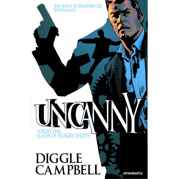 Uncanny Vol. 1 : Season of Hungry Ghosts TP