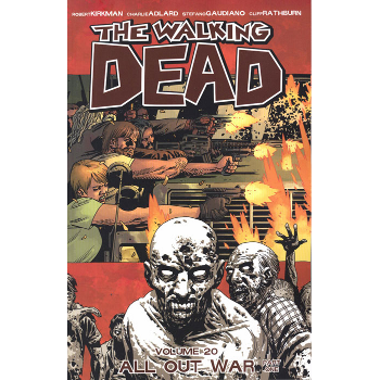 Walking Dead Vol. 20 : All Out War Part 1 TP