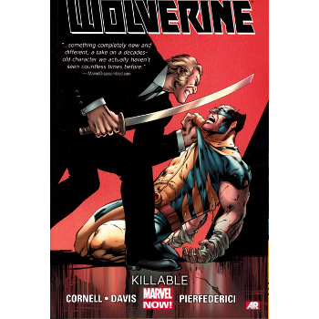 Wolverine Vol. 2 : Killable TP (2013)