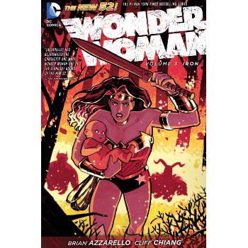 Wonder Woman Vol. 3 : Iron TP (N52)