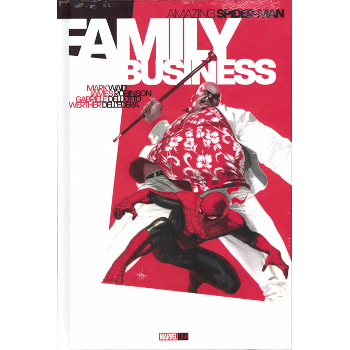 Amazing Spider-Man : Family Business HC