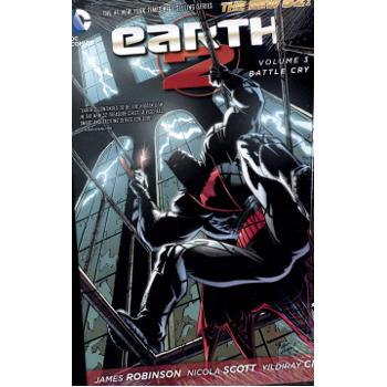 Earth 2 Vol. 3 : Battle Cry HC (N52)