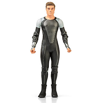 Hunger Games Catching Fire : Peeta Mellark action figure