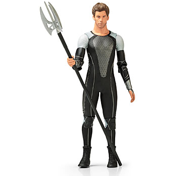Hunger Games Catching Fire : Finnick Odair action