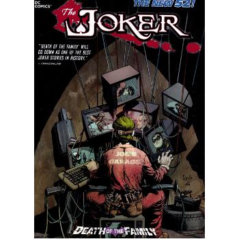 Joker : Death of the Family TP (N52)