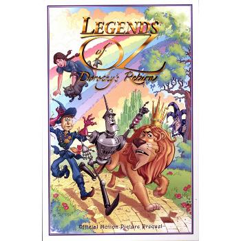 Legends of Oz : Dorothy's Return SC