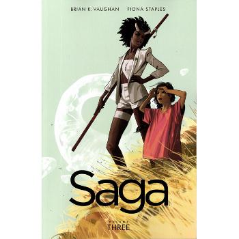 Saga Vol. 3 TP