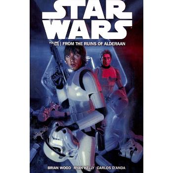 Star Wars Vol. 2 : From the Ruins of Alderaan TP