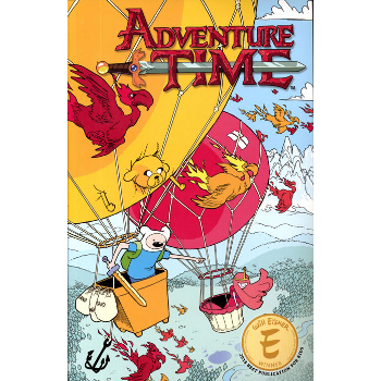 Adventure Time Vol. 4 TP