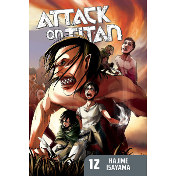 Attack on Titan Vol. 12 SC