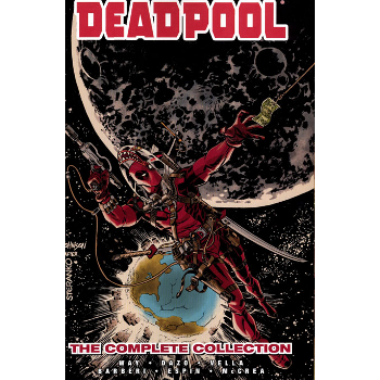 Deadpool Complete Collection by Daniel Way Vol. 3 TP