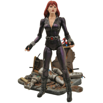 Marvel Select : Black Widow action figure